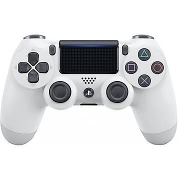 Геймпад SONY PS4 Dualshock 4 V2 White