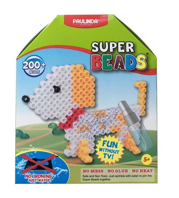 Мозаїка Paulinda Super Beads 200 деталей Собака PL-150001