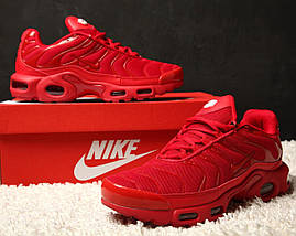 Мужские кроссовки Nike Air Max Tn+ Plus Red, фото 2