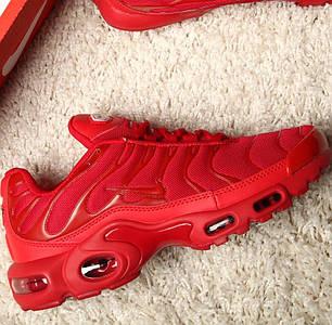 Мужские кроссовки Nike Air Max Tn+ Plus Red
