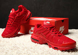 Мужские кроссовки Nike Air Max Tn+ Plus Red, фото 3