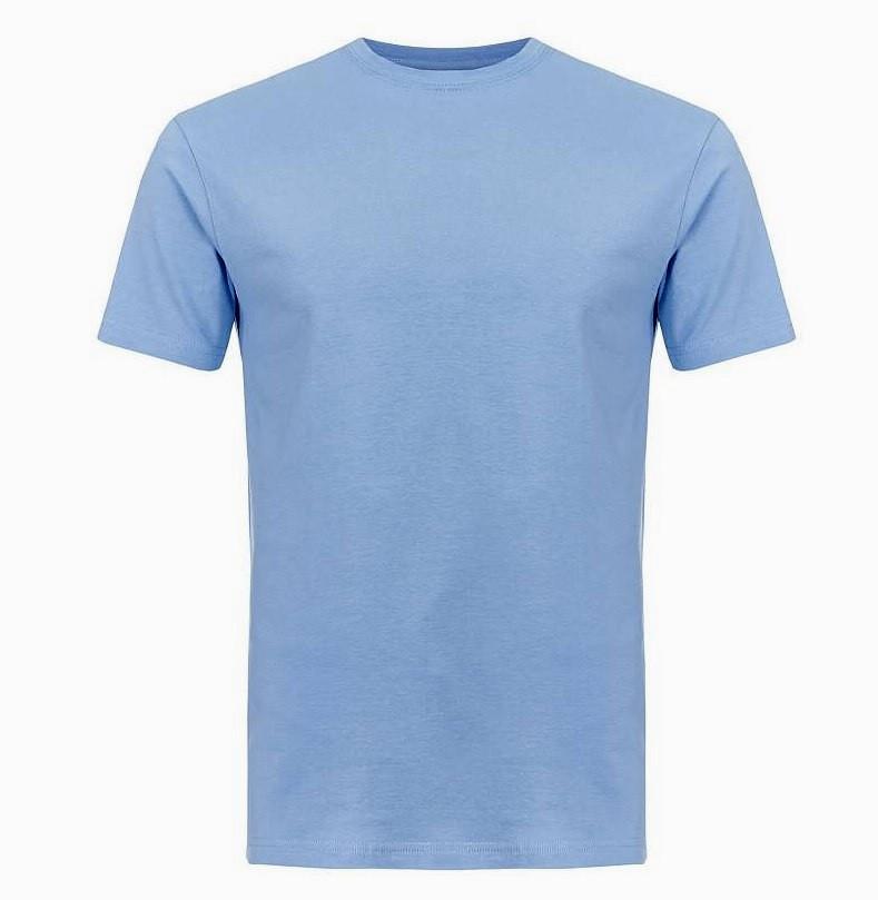 Футболка мужская Lefties blue размер XL