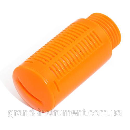 """Глушитель звука пневматический пластиковый 1/8"""" AIRKRAFT SPSL-01"""