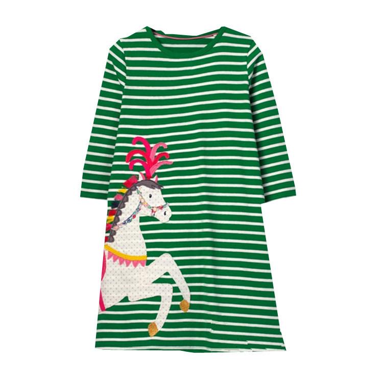 Платье для девочки Лошадка Jumping Meters