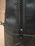 Высококачественный рюкзак кожи TOMMY HILFIGER модный стиль для мужчин и женщин городской Только оптом, фото 5