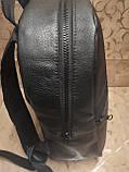Высококачественный рюкзак кожи TOMMY HILFIGER модный стиль для мужчин и женщин городской Только оптом, фото 4