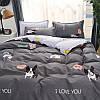 Комплект постельного белья Пес (полуторный) Berni, фото 9