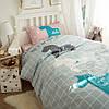 Комплект постельного белья Милый дом (полуторный) Berni, фото 6