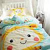 Комплект постельного белья Тигренок (полуторный) Berni, фото 8