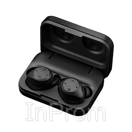Беспроводные наушники Jabra Elite Sport True Wireless (Black), фото 2