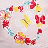 Кофта для девочки Бабочки Jumping Beans, фото 4