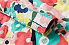 Куртка для девочки Цветы Meanbear, фото 4