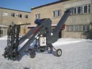 Зернометатель ЗС-90 с КП (90т/час, дальность 21м, высота 6м, шир.захвата 4,1м)