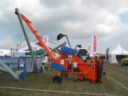 Зернометатель ЗМС-170МР-1-Ч (170т/час, дальность 26м,высота 8,5м, шир.захв 5,1м)
