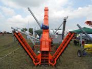Зернометатель ЗМС-140МР-1-Ч (140т/час, дальность 26м, высота 8м, шир.захв 4,1м)