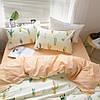Комплект постельного белья Кактусы (двуспальный-евро) Berni, фото 5