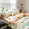 Комплект постельного белья Кактусы (двуспальный-евро) Berni, фото 6