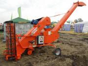 Зернокидач ЗМС-100 (100т/год, дальність 24м, висота 8м, шир.захв 4,1 м)