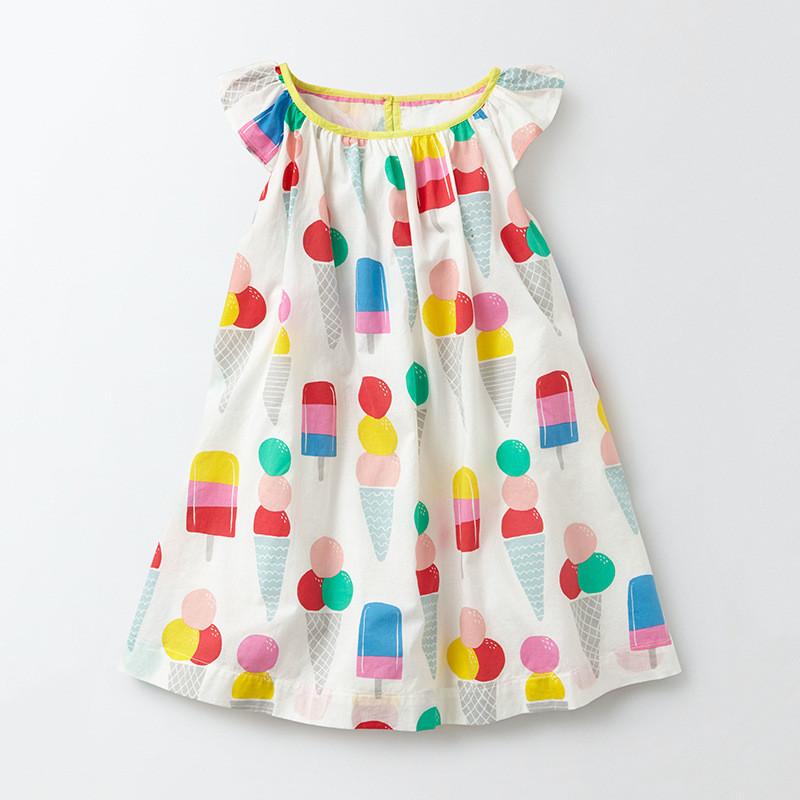 Платье для девочки Мороженое Little Maven