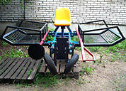 Посадочная машина однорядная садовая ПМ-1С