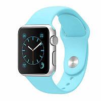 Ремешок xCase для Apple Watch Sport Band 42/44 mm Sea blue (M)