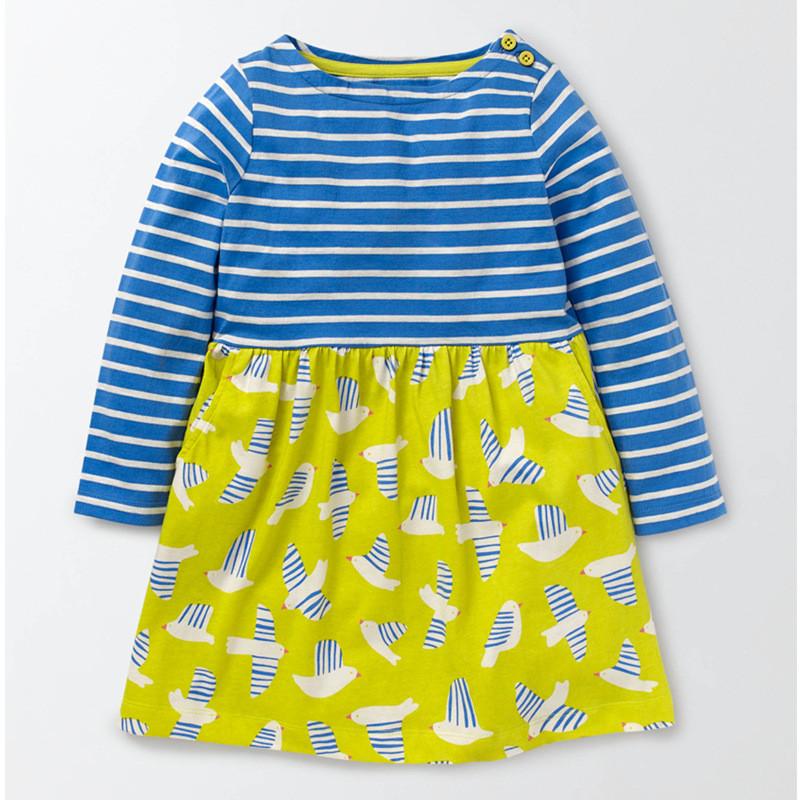 Платье для девочки Чайки Jumping Meters