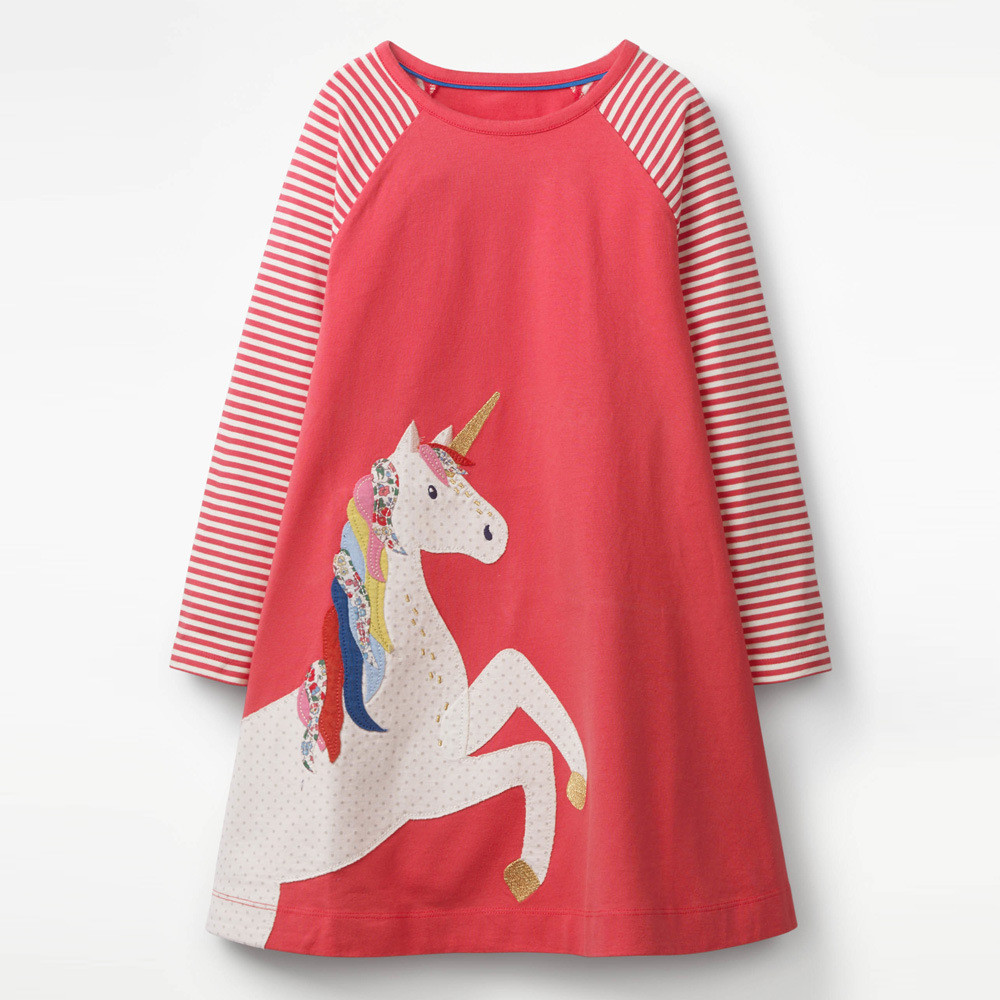 Платье для девочки Единорог Jumping Meters