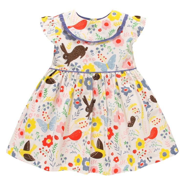 Платье для девочки Природа Jumping Beans