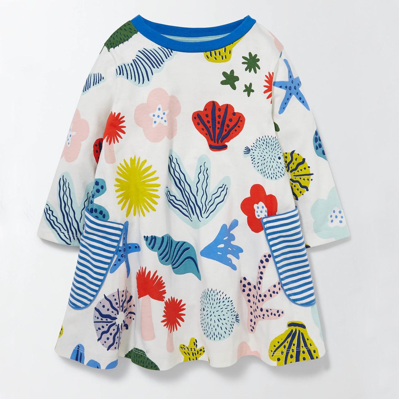 Платье для девочки Море Jumping Beans