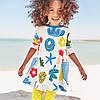 Платье для девочки Море Jumping Beans, фото 2