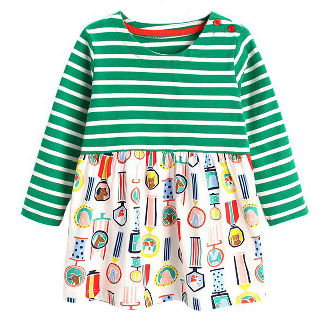 Платье для девочки Награды Jumping Meters