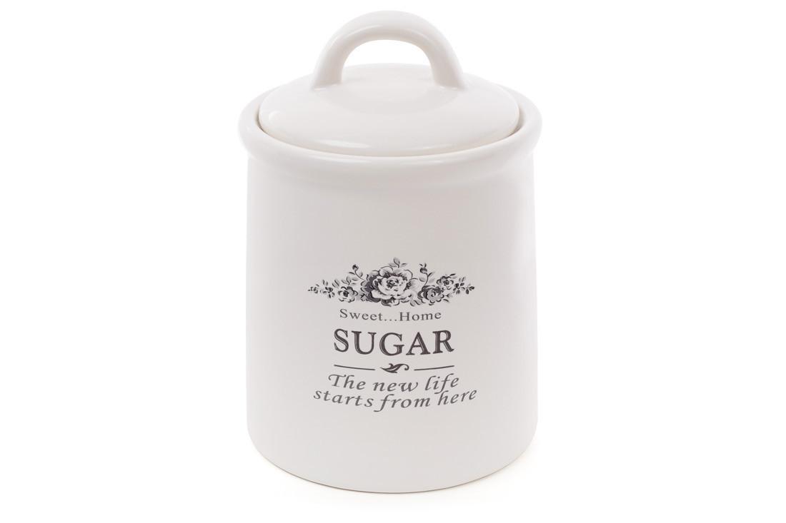 "Банка кер. для сахара ""Sweet Home"" 1л"
