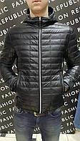 Куртка мужская демисезонная KW 175345 черная