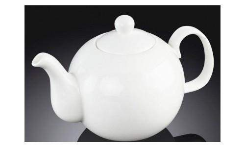 Чайник заварочный 800мл костяной фарфор Wilmax