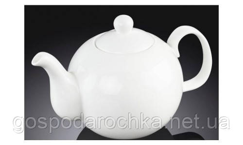 Чайник заварочный 800мл костяной фарфор Wilmax, фото 2