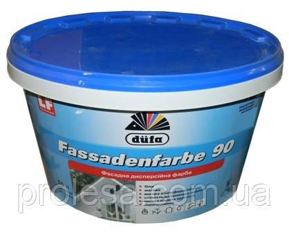 Фасадная дисперсионная краска Dufa Fassadenfarbe F90 (7кг)