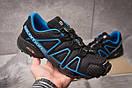 Кроссовки мужские  Salomon Speedcross 4, черные (14961) размеры в наличии ► [  42 (последняя пара)  ], фото 2