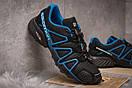 Кроссовки мужские  Salomon Speedcross 4, черные (14961) размеры в наличии ► [  42 (последняя пара)  ], фото 5