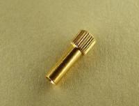 Ключ для анкерных штифтов наружный (латунный), накидной