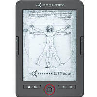 "Читалка для книг AirBook City Base 6"", электронная книга, ридер"