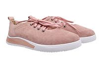 Туфли комфорт Viscala натуральная замша, цвет розовый