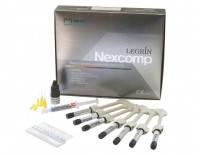 Nexcomp ( Некскомп) наногибридный композит Шприц 4г