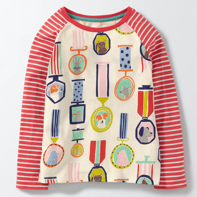 Кофта для девочки Медали Jumping Beans