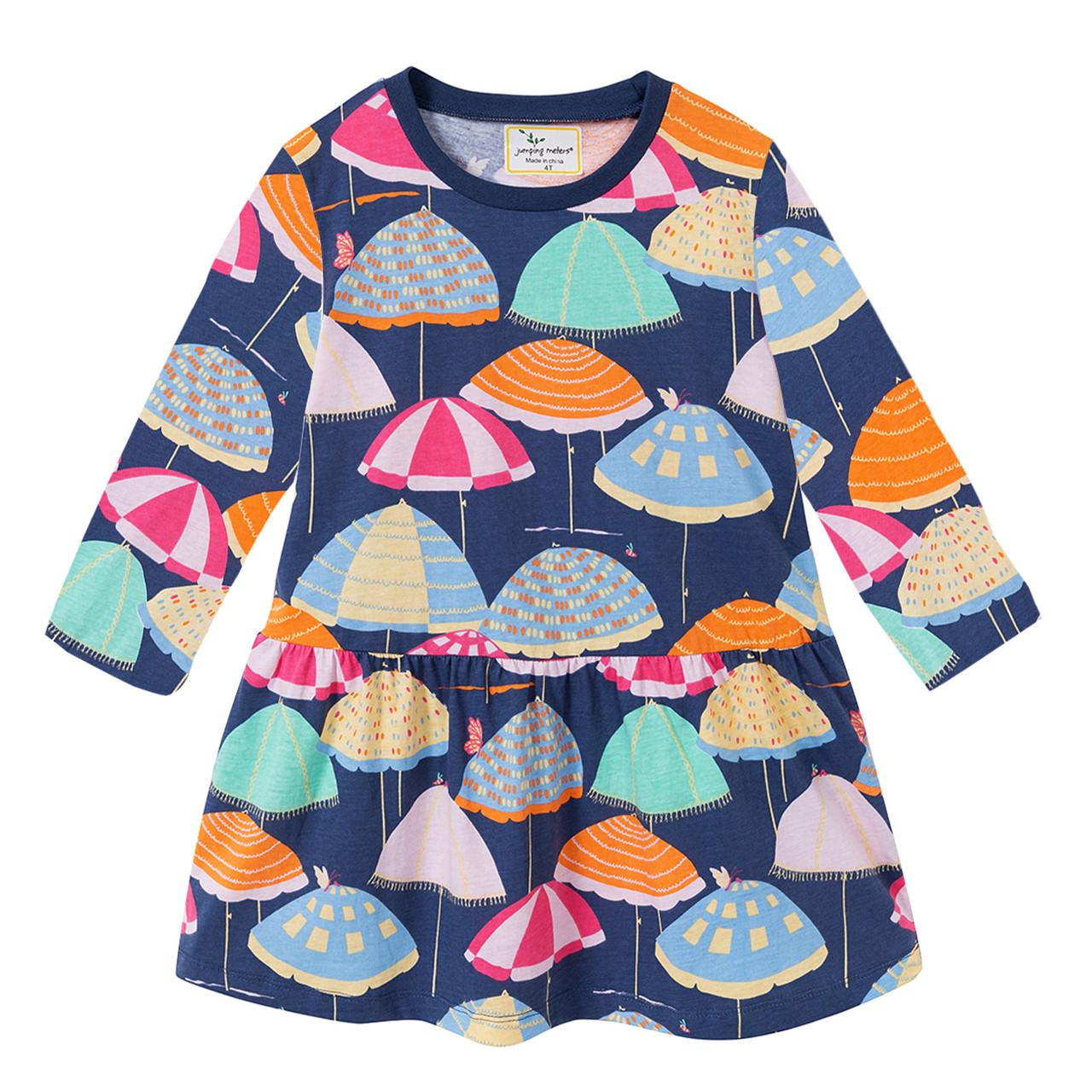 Платье для девочки Зонты Jumping Meters