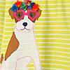 Платье для девочки Милый пес Jumping Meters, фото 2