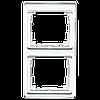 Рамка из прозрачного акрилового стекла, цветная подложка SL581WW SL582WW