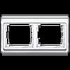 Рамка из прозрачного акрилового стекла, цветная подложка SL5820WW