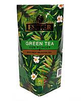 Чай зеленый Esster Green Tea Gun Powder 100 г в подарочной картонной упаковке