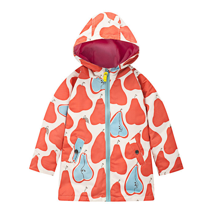 Куртка для девочки Груша Meanbear