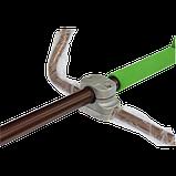 Бензокоса ProCraft T-4350 Original 3 ножа + 1 металлическая катушка. Бензокоса ПроКрафт, фото 3